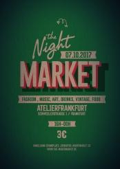 The Nightmarket #4
