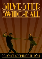 Silvester-Swing-Ball im Schokoladenmuseum