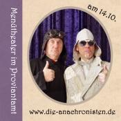 """""""Ein Freund, ein guter Freund"""": Die Anachronisten"""