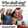 Who shall sing - Ensemble Sound of Spirit