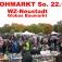 Flohmarkt Am Globus Baumarkt In Wetzlar