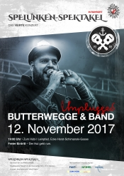 Spelunken Spektakel | Butterwegge & Band unplugged