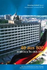 40 aus 800- Rostock in der DDR