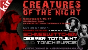 Creatures Of The Night im Kir Hamburg