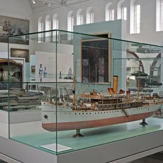 Maritime Schätze aus der Sammlung des Museums