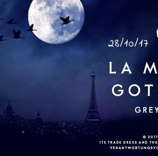 Die Insel Halloween - La Maison Gothique by Grey Goose