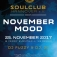 Soulclub Hannover E.v Presents November Mood Party