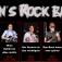 Men`s Rock Band Live