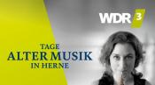 Tage Alter Musik Herne 2017: Jesus auf der Schaubühne