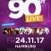 Die Mega 90er Live! - Hamburg