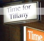 Time for Tiffany