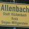 Dorfplatz Allenbach