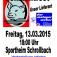 Sportheim Schrollbach