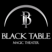 Black Table Magic Theater Zaubertheater