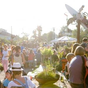 Festival am Sonntag: Tropicolonia-Festival