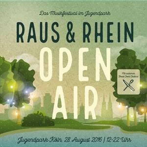 Open Air am Sonntag: Raus & Rhein
