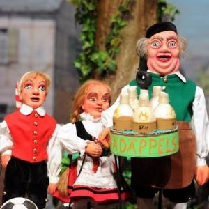 Puppenspiel am Mittwoch: Schälock Holmes