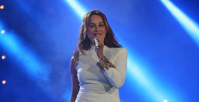 Andrea Berg live in Kiel!