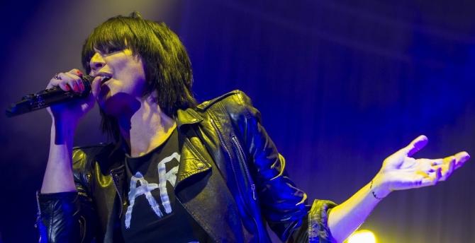 Nena live in Hamburg