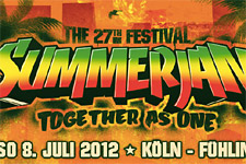 The 27th Summerjam Festival
