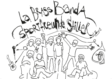 Sportfreunde Stiller &amp; La Brass Banda
