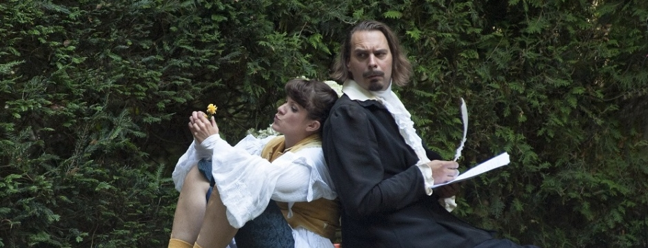 Shakespeare-Festival 2017: Shakespeare durch die Blume