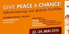Give peace a chance - Säk