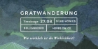Vernissage 'Gratwanderung