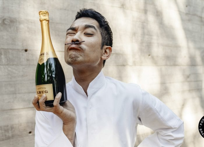KRUG & THE SPICE OF LIFE