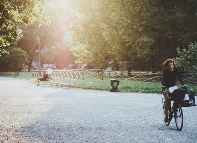 This weekend, take part in London's Car Free Day