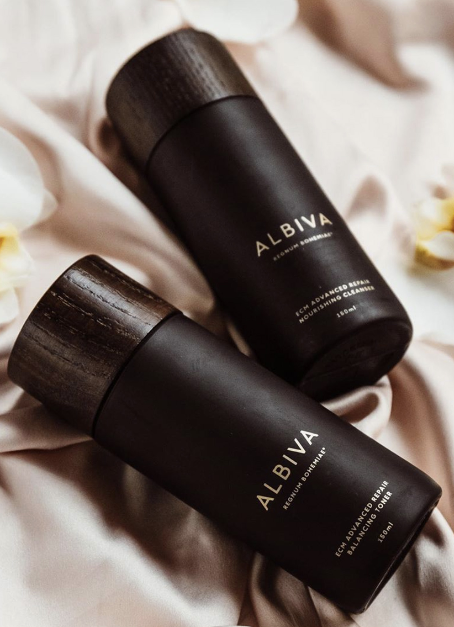 Albiva Featured Products Brand page