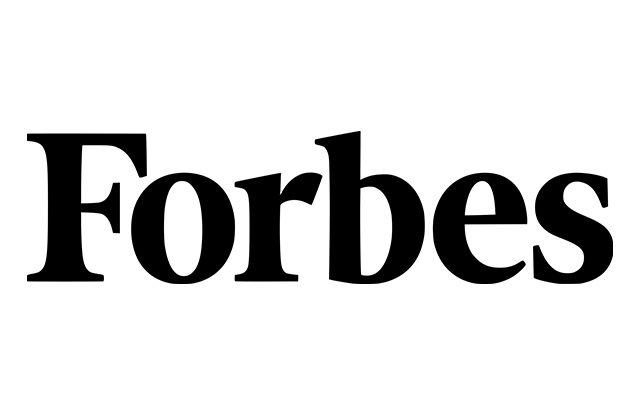 Forbes Logo used in the press page