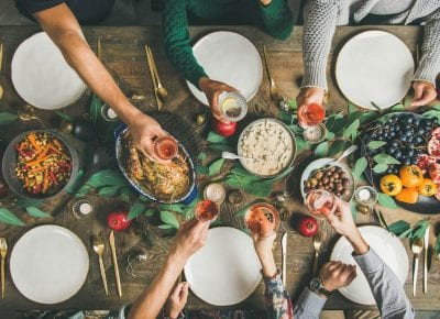 How to limit your food waste this festive season