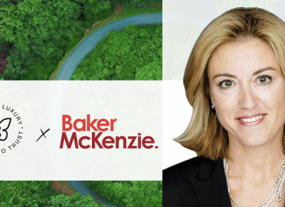 Baker McKenzie's Alyssa Auberger on growth and sustainability