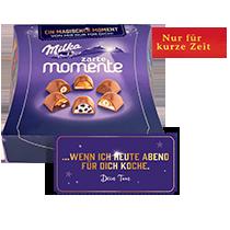 MILKA ZARTE MOMENTE MIX – MAGIC EDITION