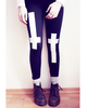Cross leggings1
