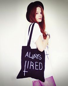 Always Tired Tote