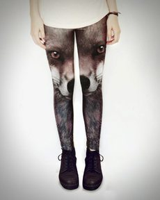 Fox Leggings