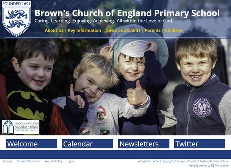 Home   Brown's Church of England Primary School.png