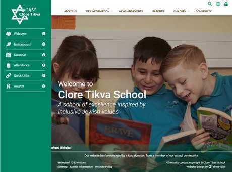 Home   Clore Tikva School.png