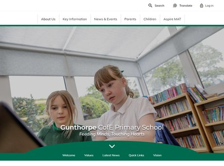 Home   Gunthorpe CofE Primary School.png