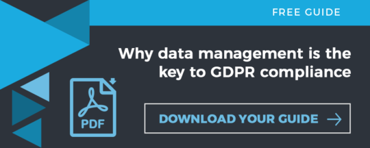 Why You Need a SAP GDPR Data Destruction Process in Place