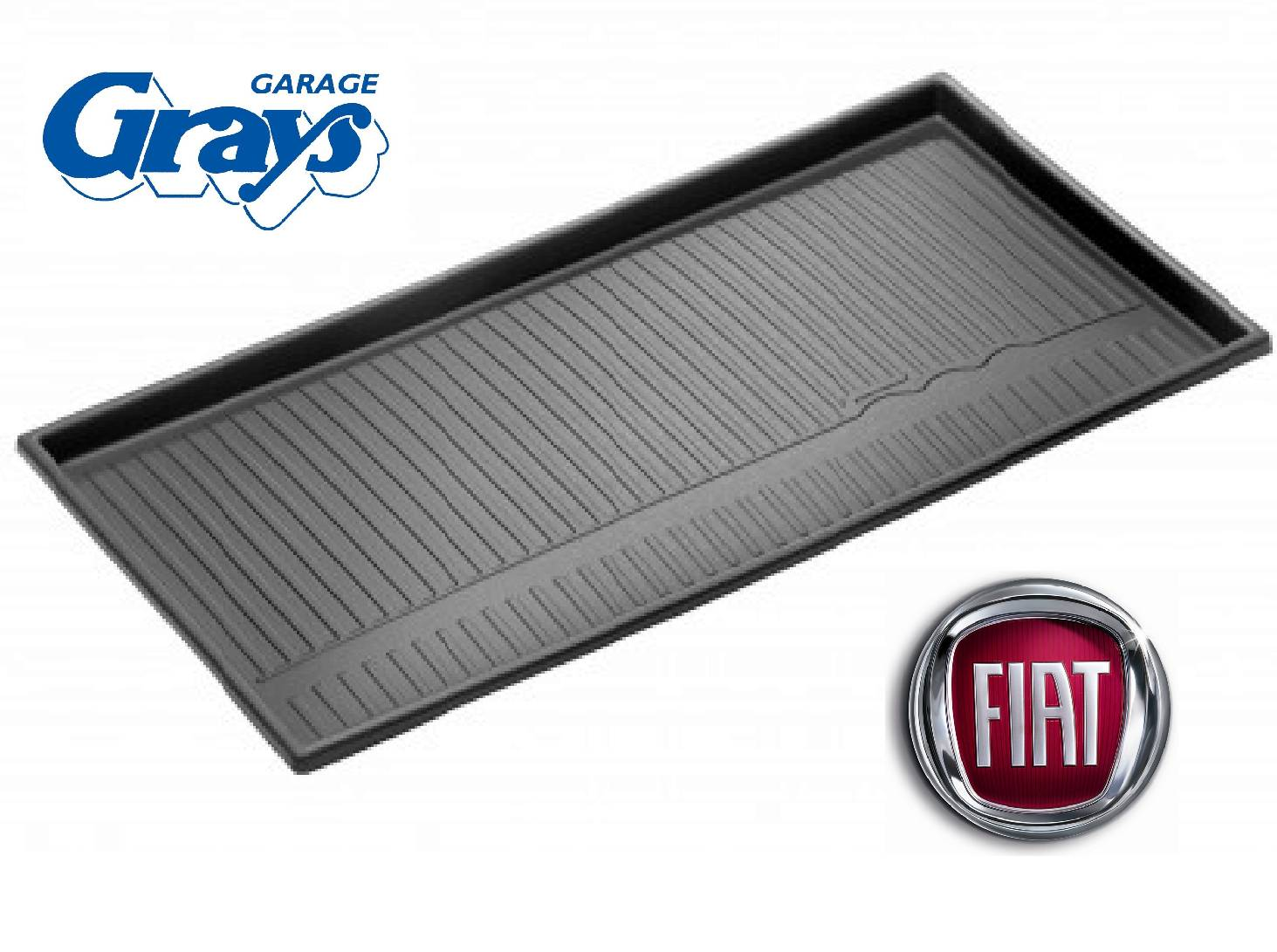 Fiat Boot Liner | Fiat Boot Protection