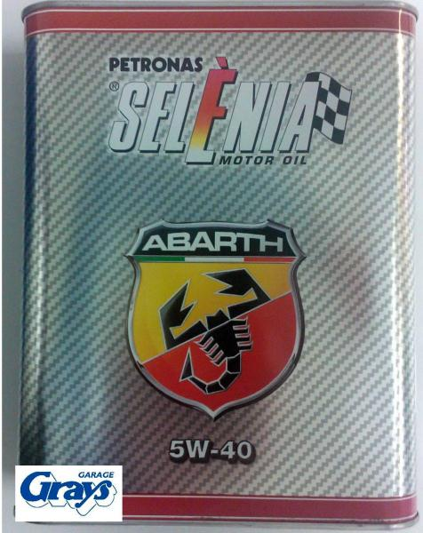Abarth Oil