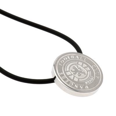 Glasgow Rangers Halskedja m. Emblem
