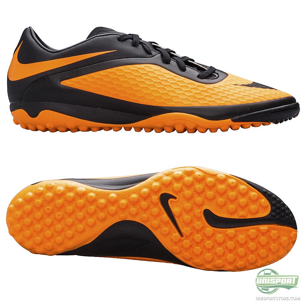Nike - Hypervenom Phelon TF Black/Bright Citrus