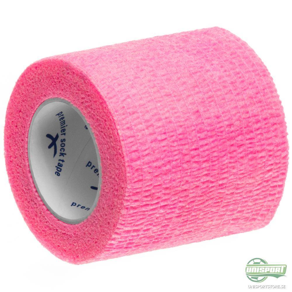 Premier Sock Tape Tejp Rosa