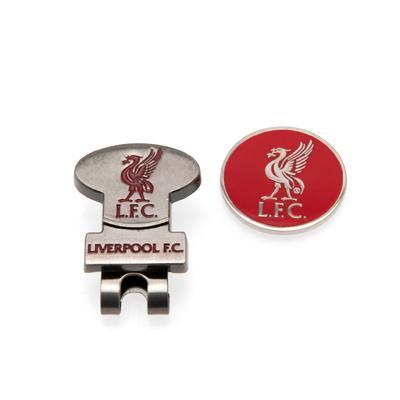 Liverpool Hattklämma & Golfmarkör