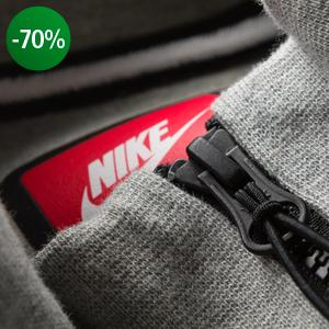 Nike - Tech Fleece N98 Grey