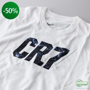 Nike - T-Shirt CR7 Core White